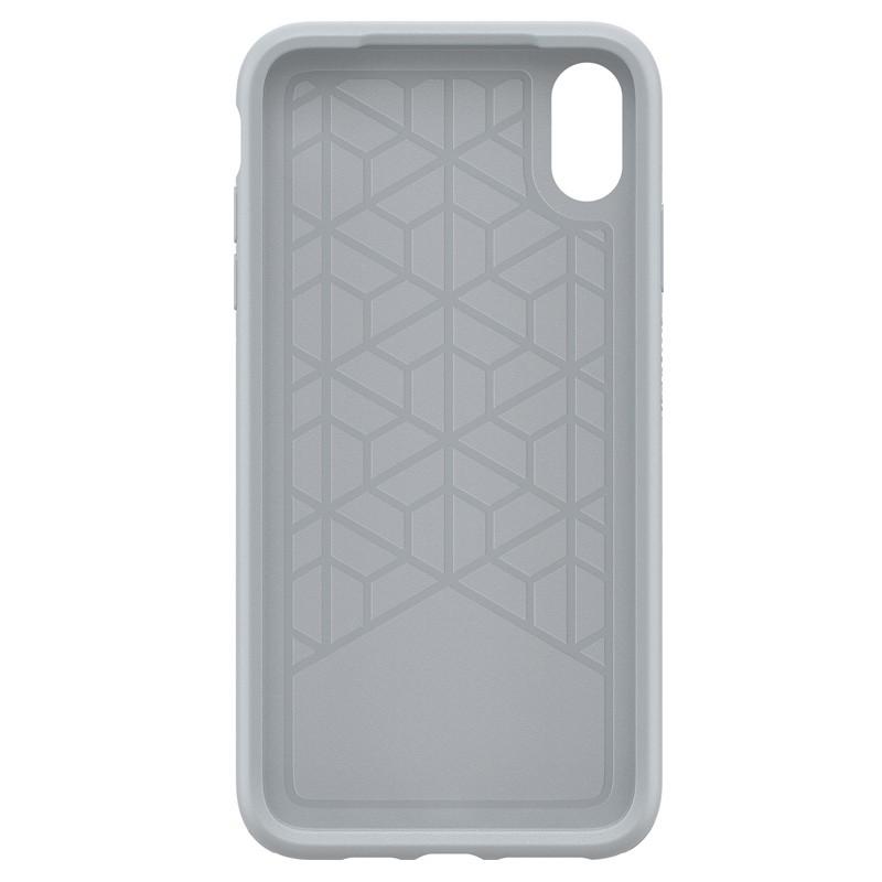 Otterbox Symmetry iPhone XS Max Hoesje On Fleck Roze 02