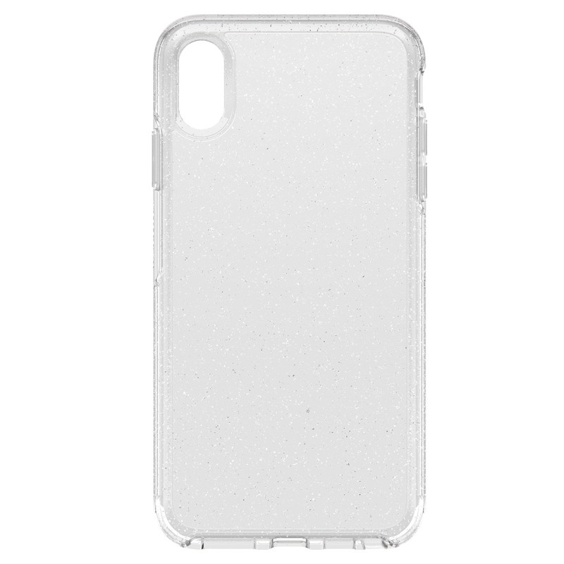 Otterbox Symmetry Clear iPhone XS Max Hoesje Stardust 01