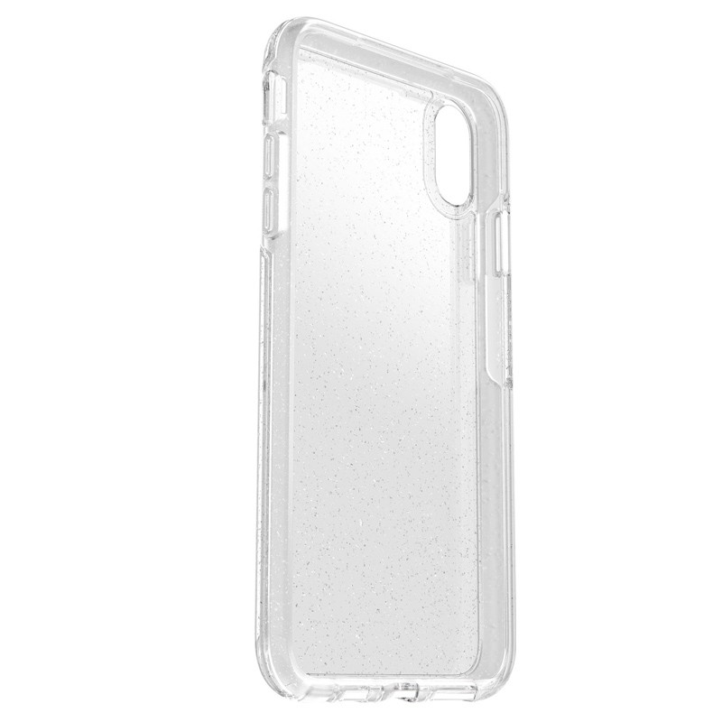 Otterbox Symmetry Clear iPhone XS Max Hoesje Stardust 05