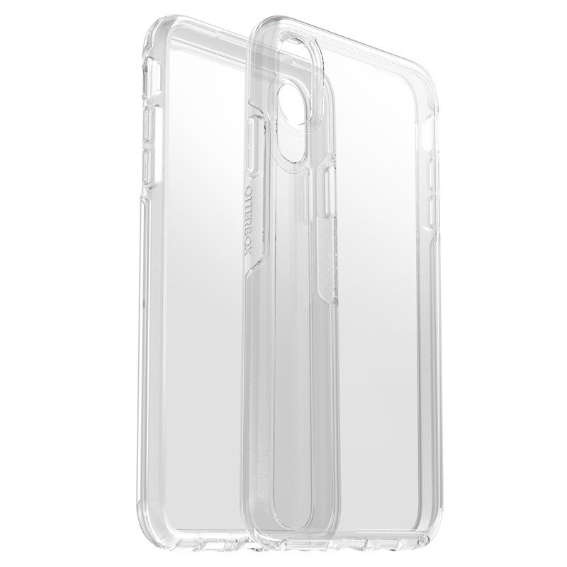 Otterbox Symmetry Clear iPhone XS Max Hoesje Transparant 03