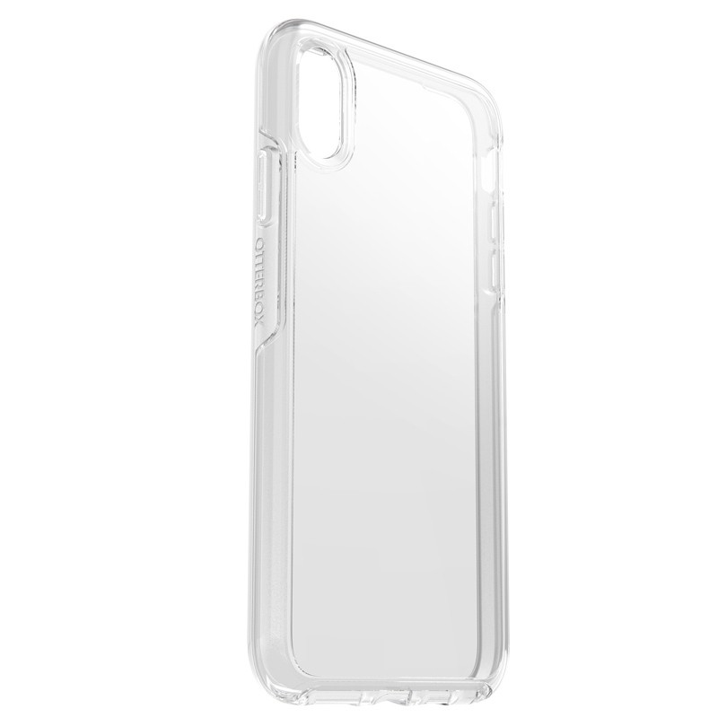 Otterbox Symmetry Clear iPhone XS Max Hoesje Transparant 04
