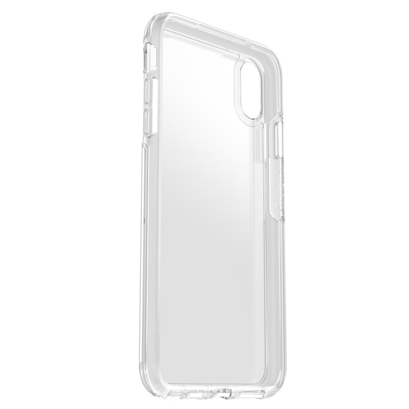 Otterbox Symmetry Clear iPhone XS Max Hoesje Transparant 05