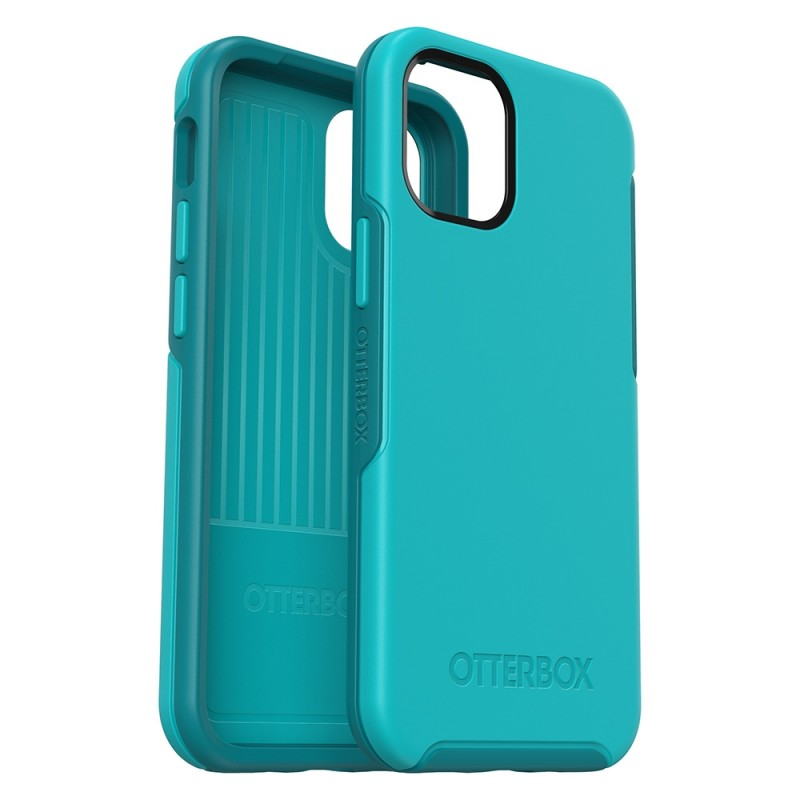 Otterbox Symmetry iPhone 12 / 12 Pro 6.1 Blauw - 1