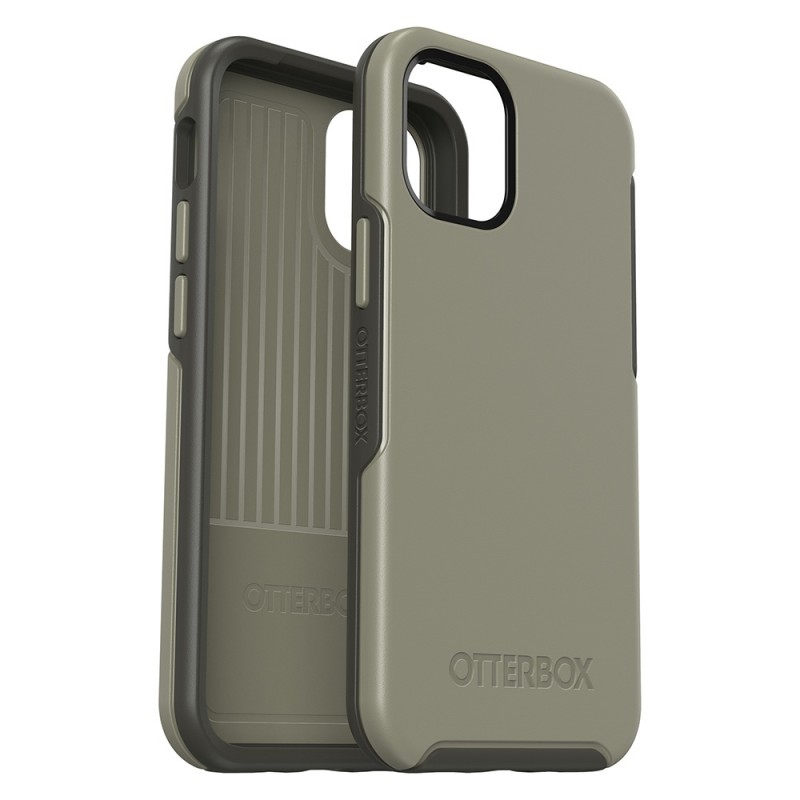 Otterbox Symmetry iPhone 12 / 12 Pro 6.1 Grijs - 1