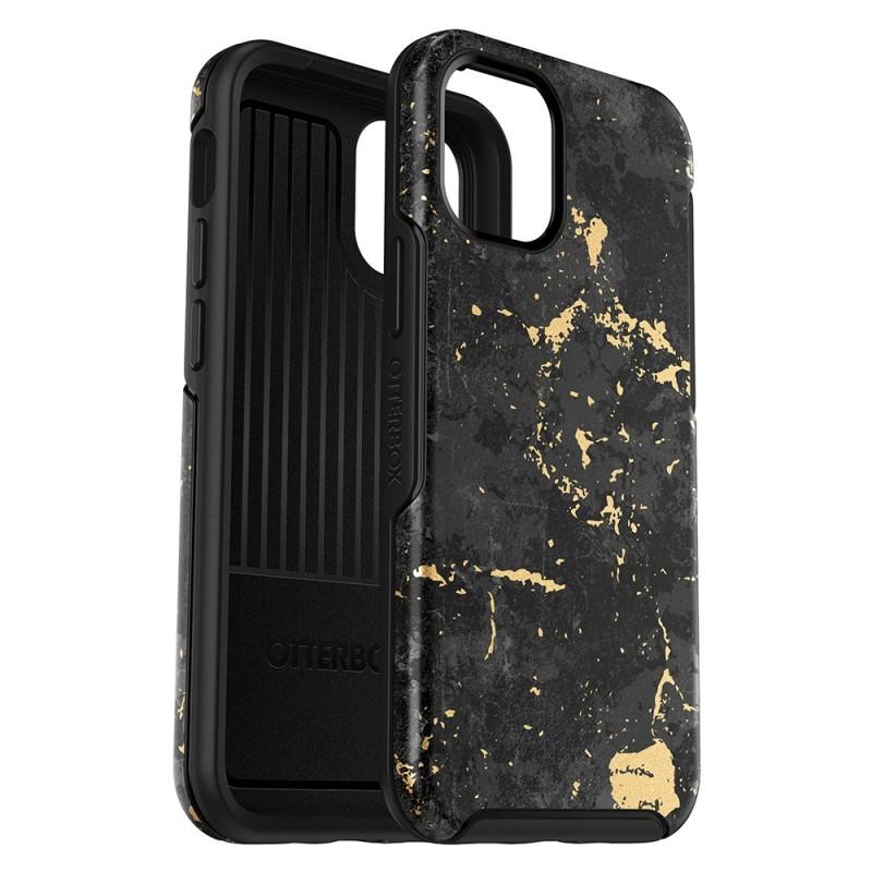 Otterbox Symmetry Case iPhone 12 Mini Zwart/goud - 1