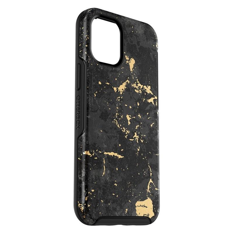 Otterbox Symmetry Case iPhone 12 Mini Zwart/goud - 5
