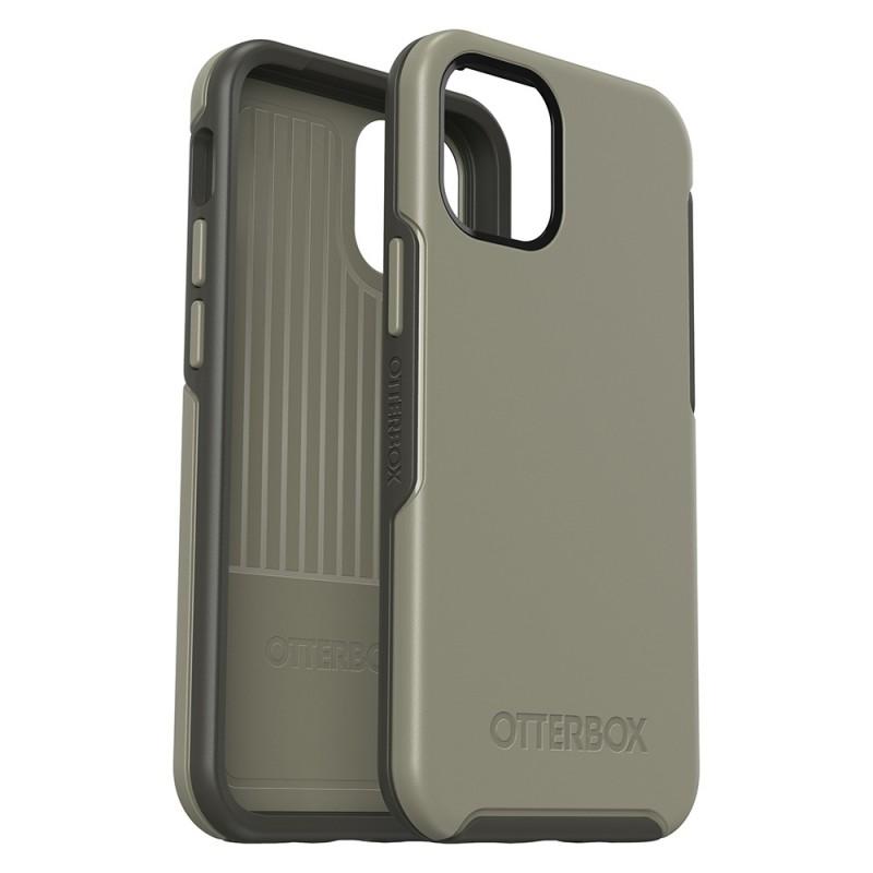Otterbox Symmetry Case iPhone 12 Mini Grijs - 1