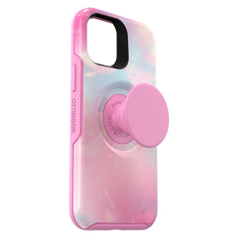 Otterbox Symmetry Otter+Pop iPhone 12 / 12 Pro 6.1 Roze - 1
