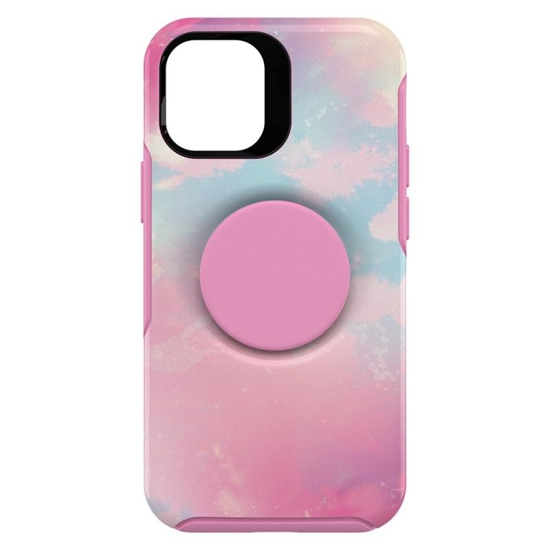 Otterbox Symmetry Otter+Pop iPhone 12 / 12 Pro 6.1 Roze - 4