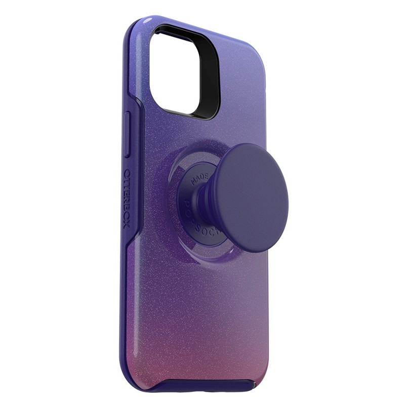 Otterbox Symmetry Otter+Pop iPhone 12 Mini Paars - 1