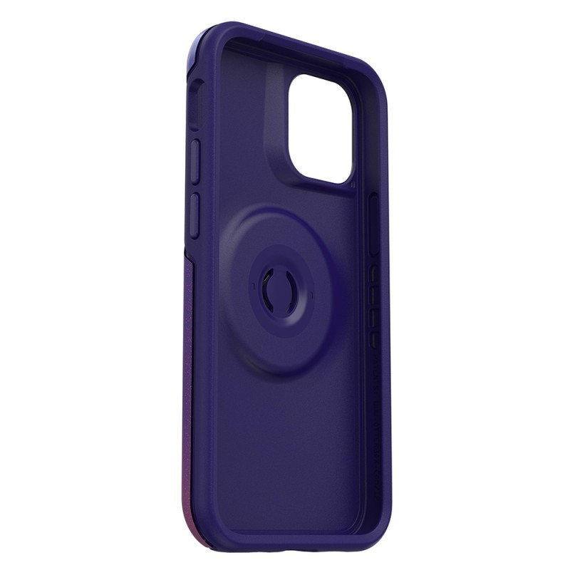 Otterbox Symmetry Otter+Pop iPhone 12 Mini Paars - 5