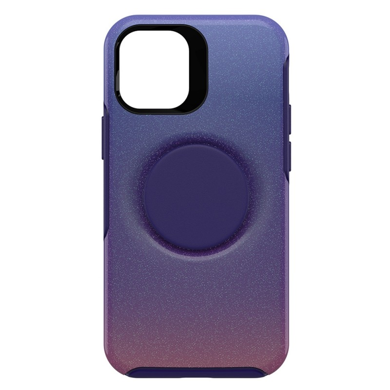Otterbox Symmetry Otter+Pop iPhone 12 Mini Paars - 4