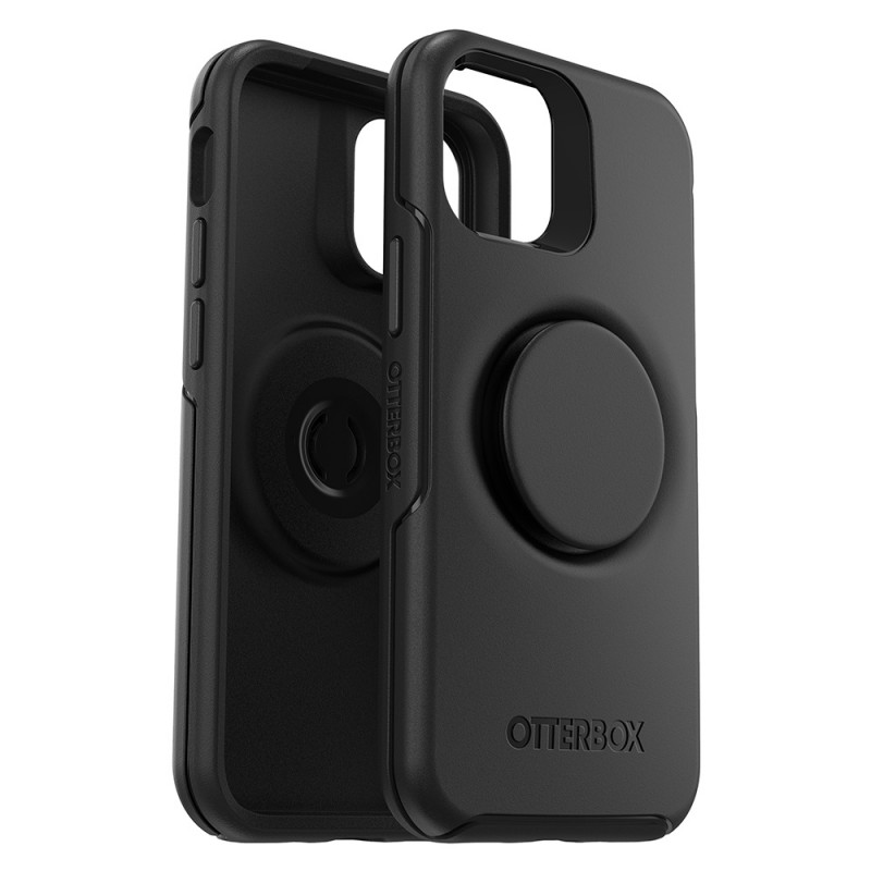 Otterbox Symmetry Otter+Pop iPhone 12 Mini Zwart - 3