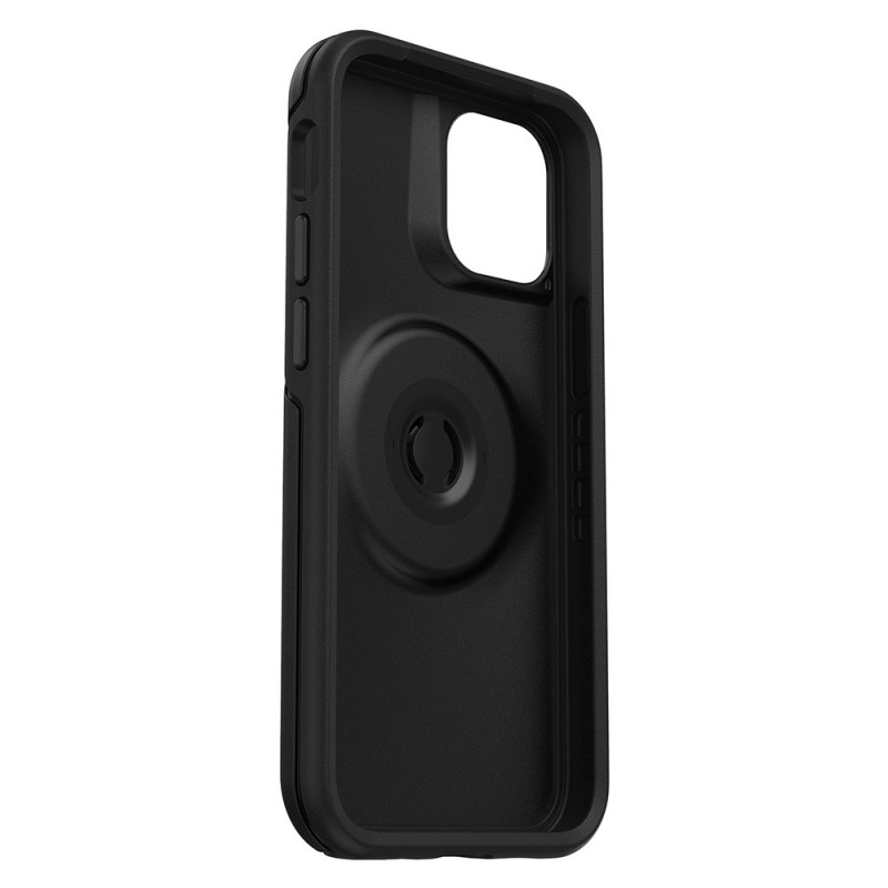 Otterbox Symmetry Otter+Pop iPhone 12 Pro Max Zwart - 6