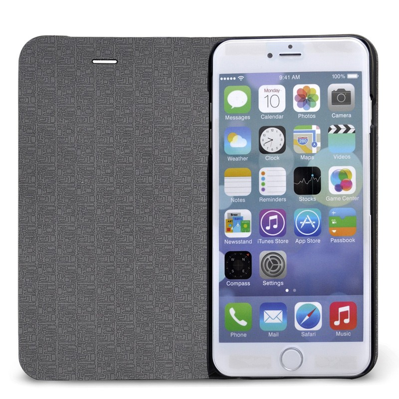 Reveal - Nara Folio hoes voor iPhone 7 Bamboo 04