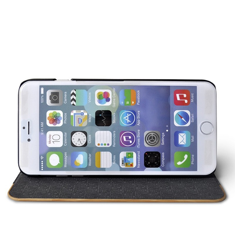 Reveal - Nara Folio hoes voor iPhone 7 Bamboo 03