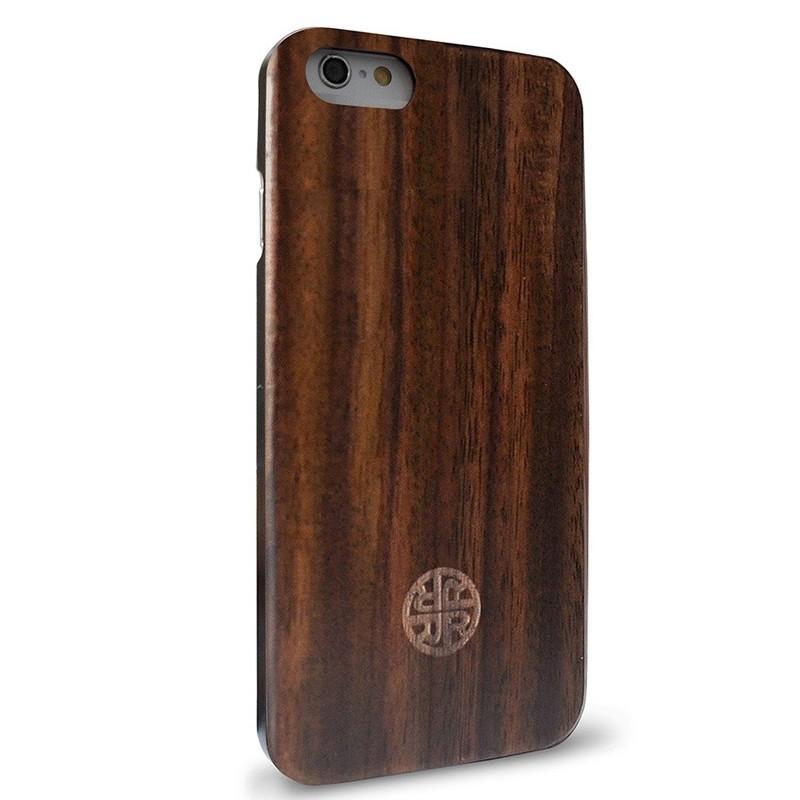 Reveal - Zen Garden Case Apple iPhone 7 Dark Wood 03
