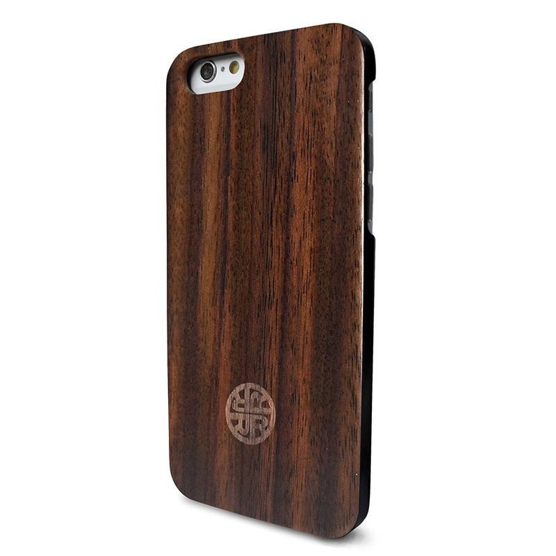 Reveal - Zen Garden Case Apple iPhone 7 Dark Wood 02