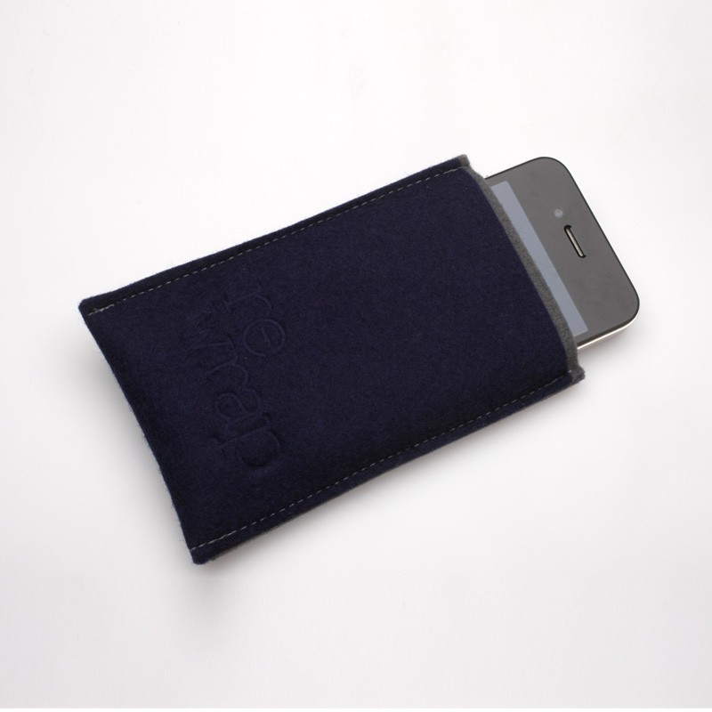 ReWrap ECO Friendly iPhone Navy - 2