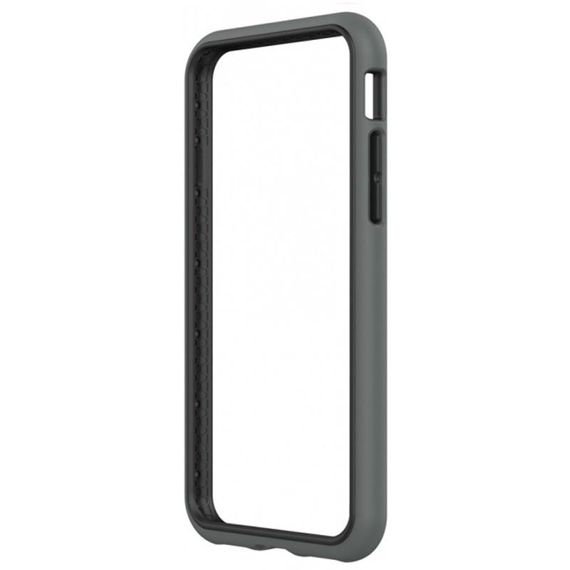 Rhinoshield - Crash Guard Bumper iPhone 8 Plus/7 Plus grijs 01
