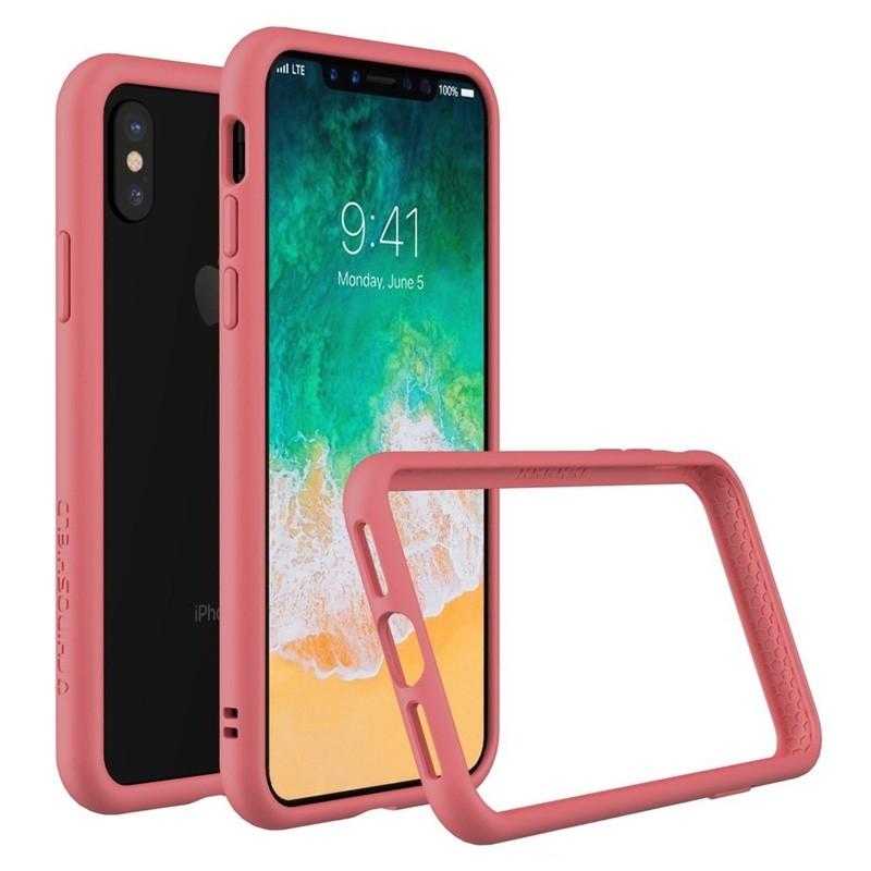 Rhinoshield CrashGuard Bumper iPhone X/Xs Roze - 3