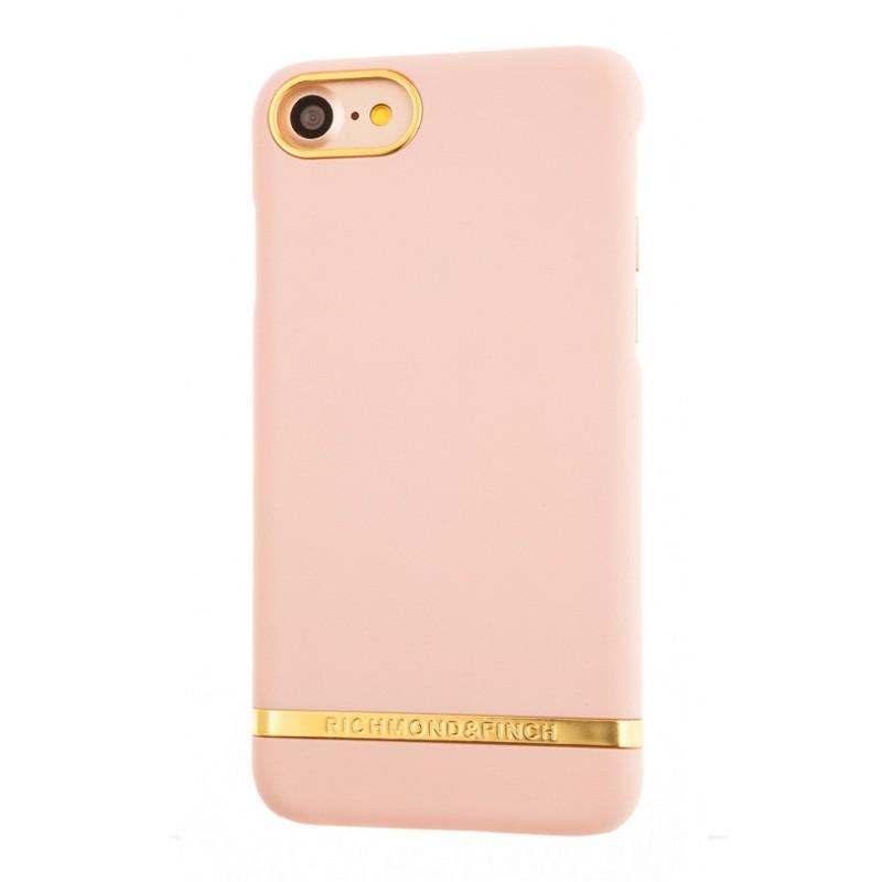 Richmond & Finch Classic Satin Case iPhone 7 Pink - 1