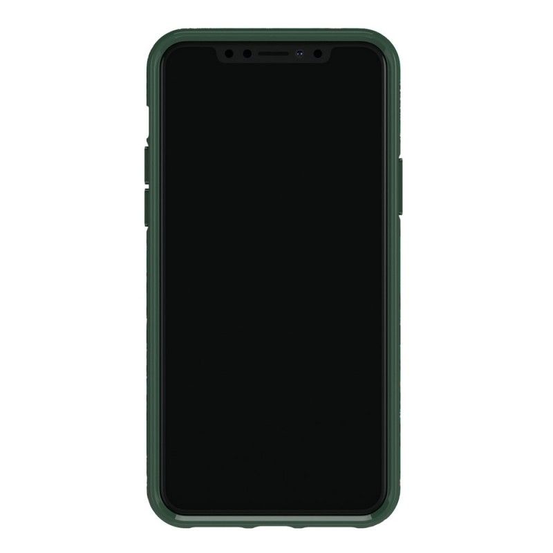 Richmond & Finch iPhone 12 / 12 Pro 6.1 inch Hoesje Green Leopard - 2