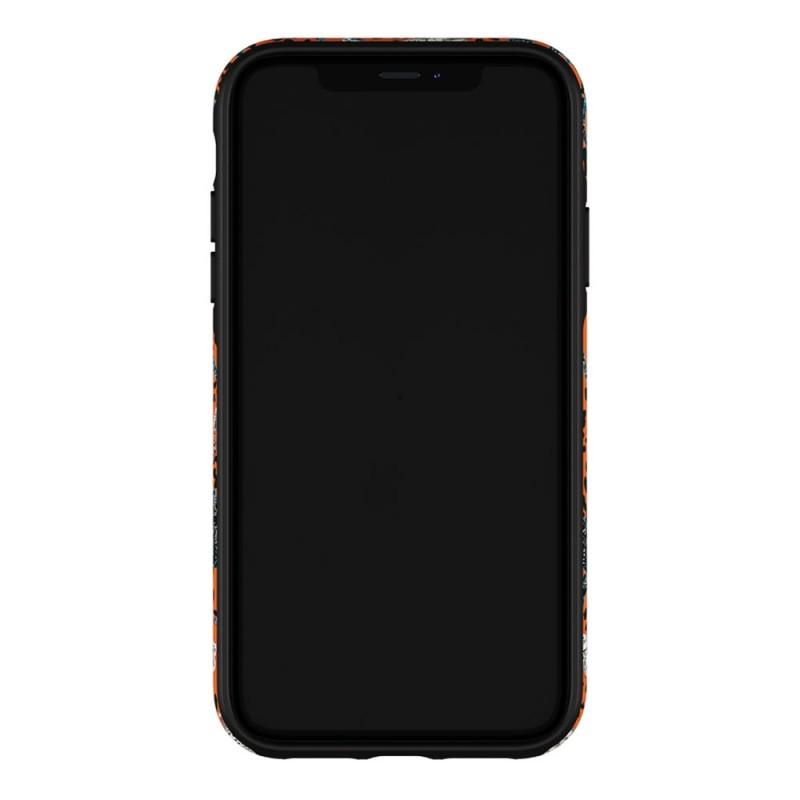 Richmond & Finch iPhone 12 / 12 Pro 6.1 inch Hoesje Orange Leopard - 2