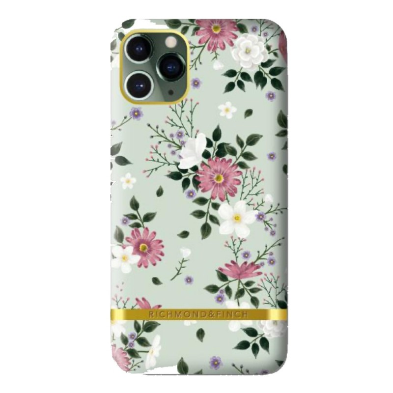 Richmond & Finch iPhone 12 / 12 Pro 6.1 inch Hoesje Sweet Mint - 1
