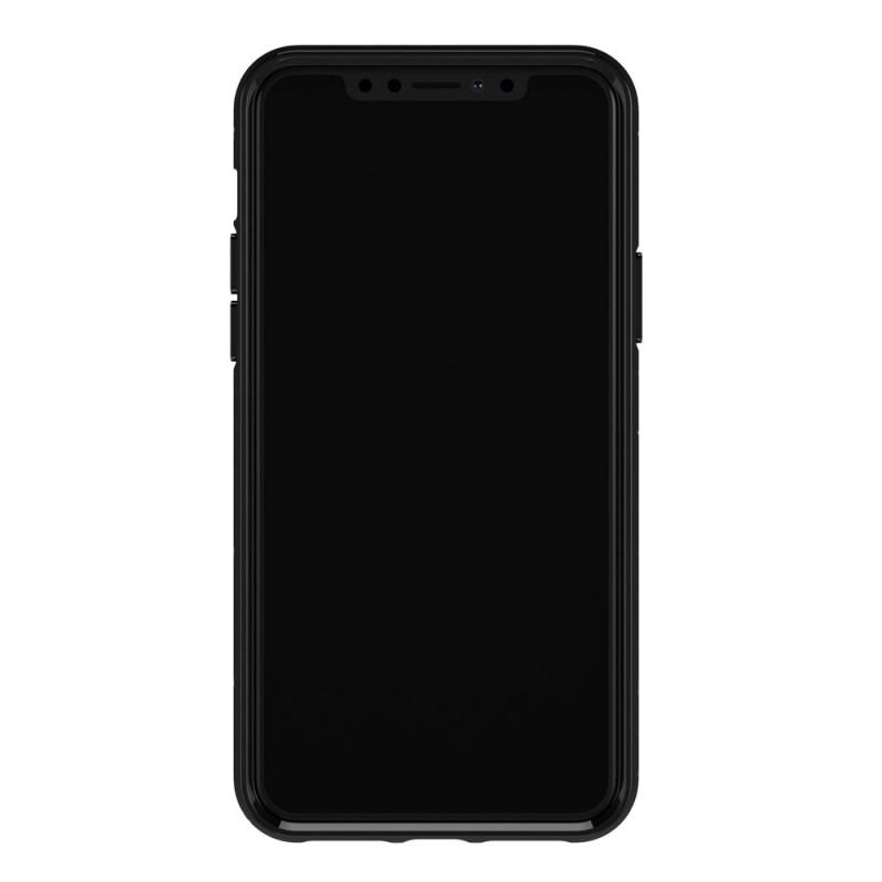Richmond & Finch Trendy iPhone 12 Mini Hoesje Zwart Marmer - 2