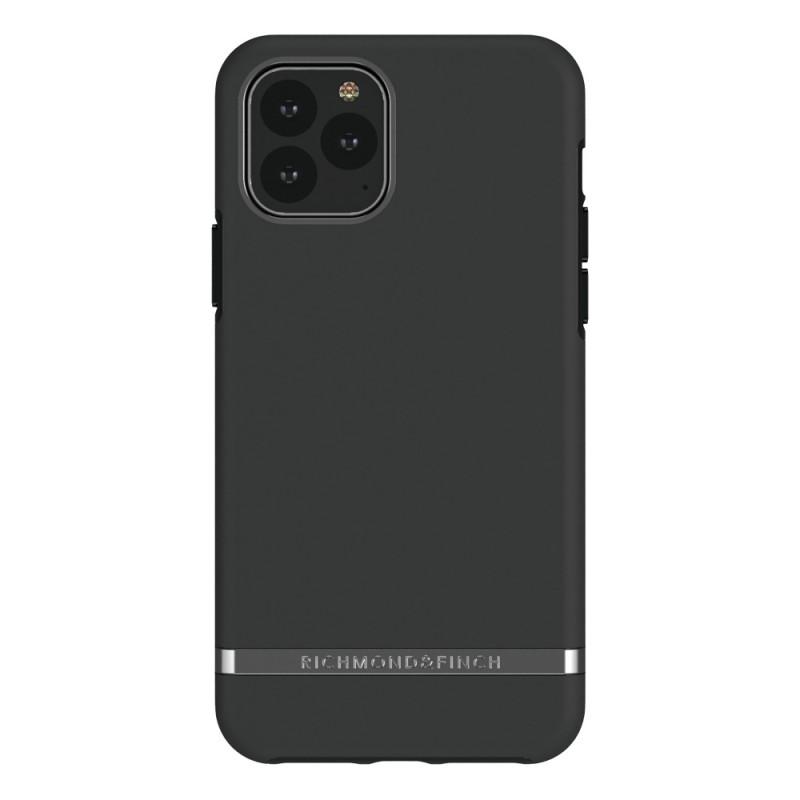 Richmond & Finch Trendy iPhone 12 Mini Hoesje Zwart - 1