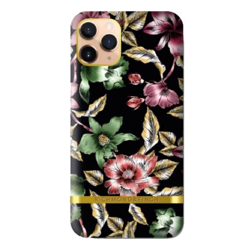 Richmond & Finch Trendy iPhone 12 Mini Hoesje Floral Tiger - 1