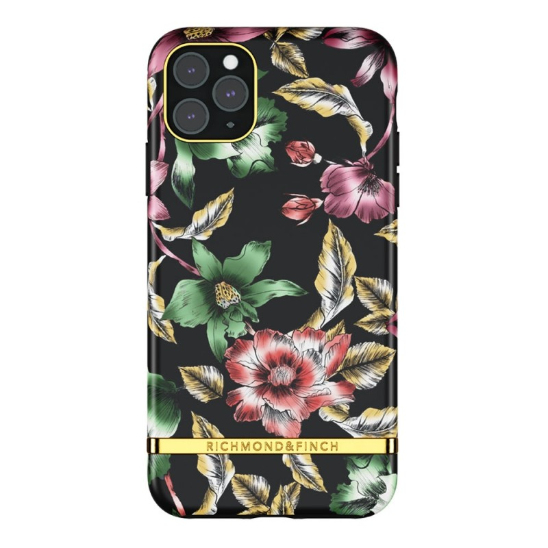 Richmond & Finch Trendy iPhone 12 Mini Hoesje Flower Show - 1