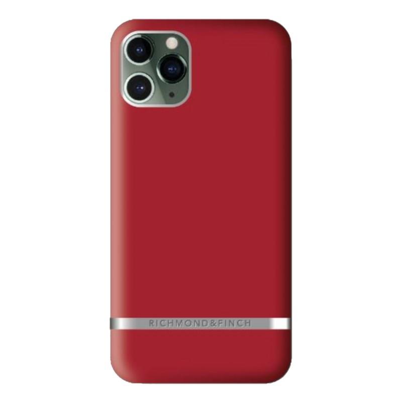 Richmond & Finch Trendy iPhone 12 Mini hoesje Samba Red - 1