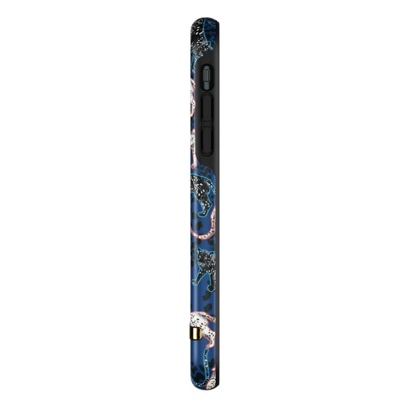 Richmond & Finch iPhone 12 Pro Max Hoesje Blue Leopard - 2
