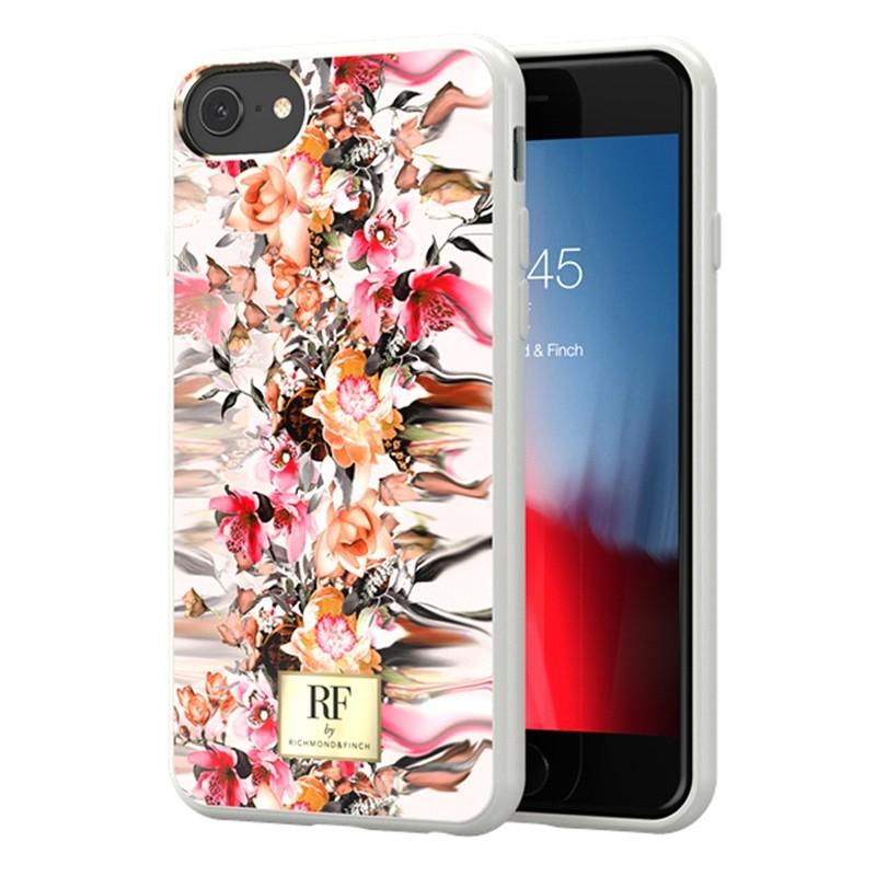 Richmond & Finch RF Series TPU iPhone 8/7/6S/6 Marble Flower - 1