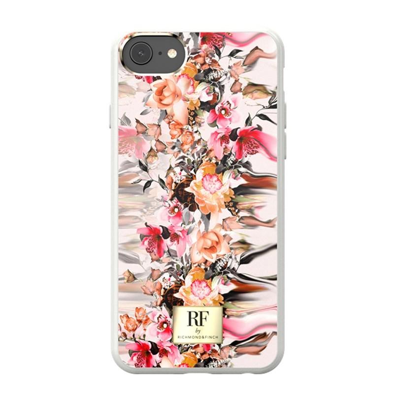 Richmond & Finch RF Series TPU iPhone 8/7/6S/6 Marble Flower - 3
