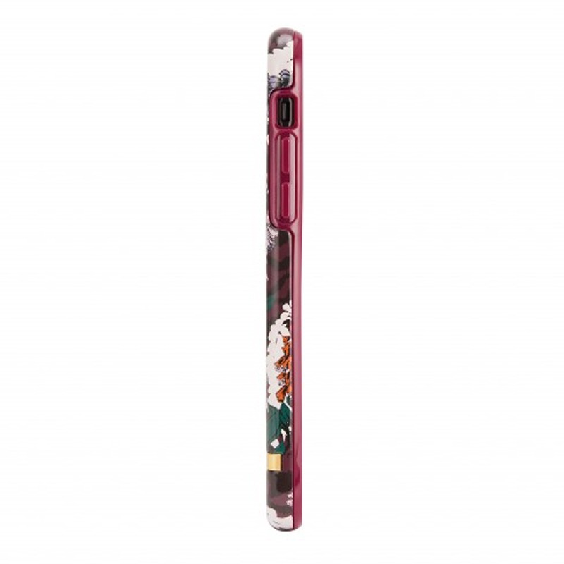 Richmond and Finch Trendy iPhone XR Hoesje Floral Zebra 04