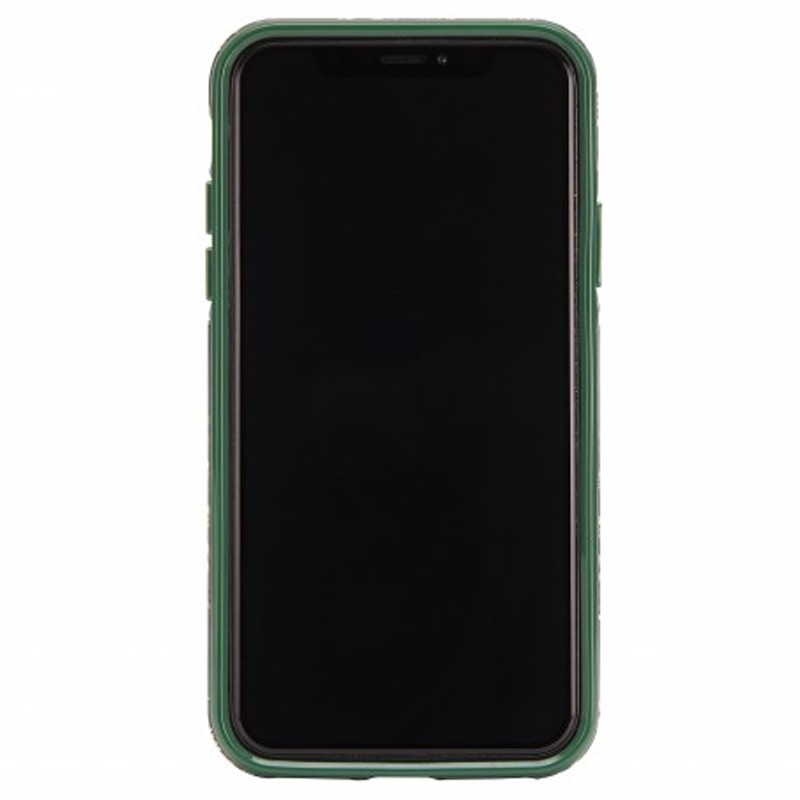 Richmond & Finch Trendy iPhone XS Max Hoesje Emerald Blossom 02