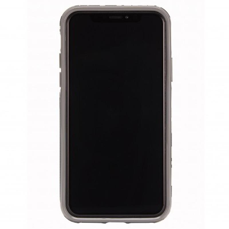 Richmond & Finch Trendy iPhone XS Max Hoesje Platinum Stripes 02