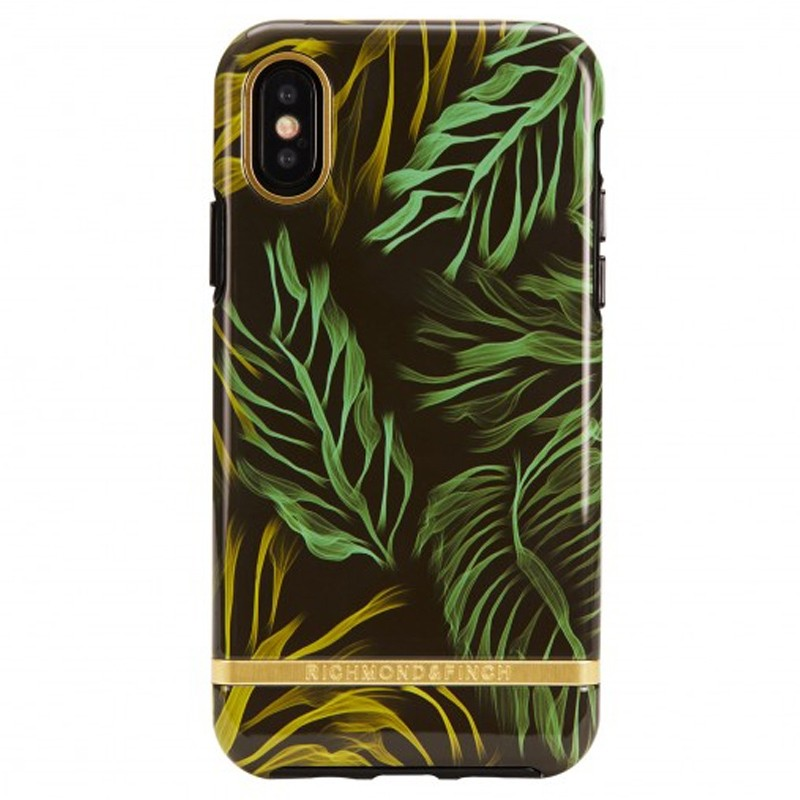 Richmond and Finch Trendy iPhone XR Hoesje Tropical Storm 01