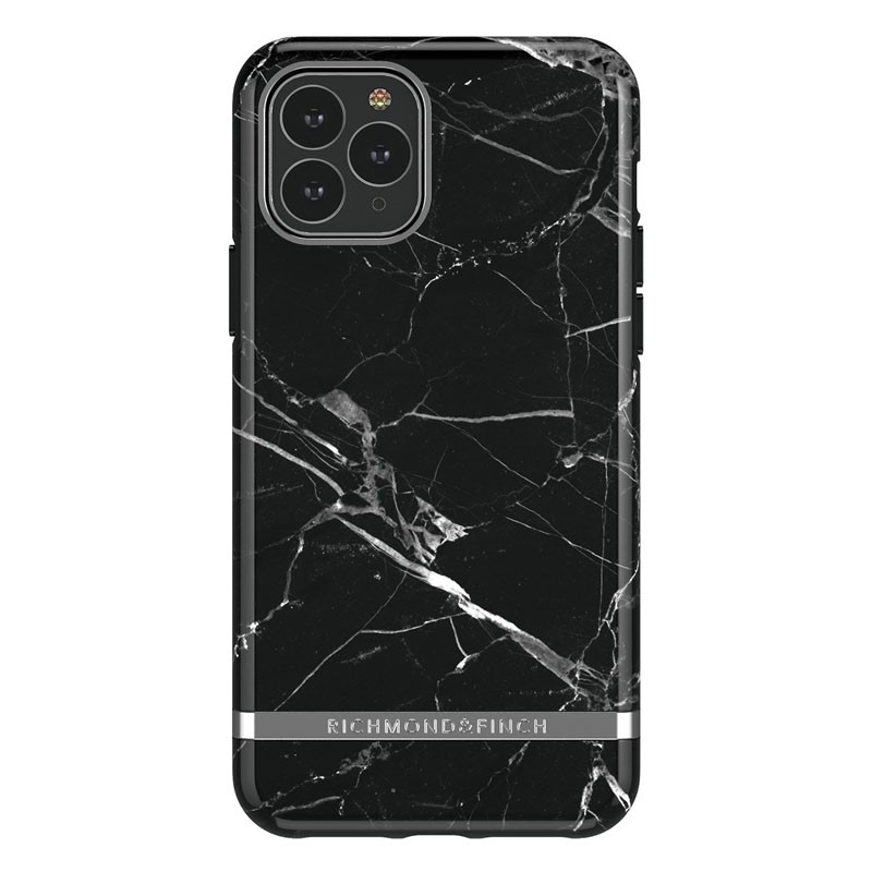 Richmond & Finch Freedom Series iPhone 11 Pro Black Marble - 1