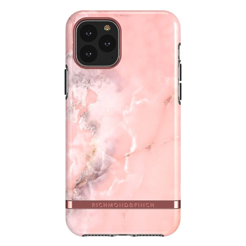 Richmond & Finch Freedom Series iPhone 11 Pro Pink Marble - 1