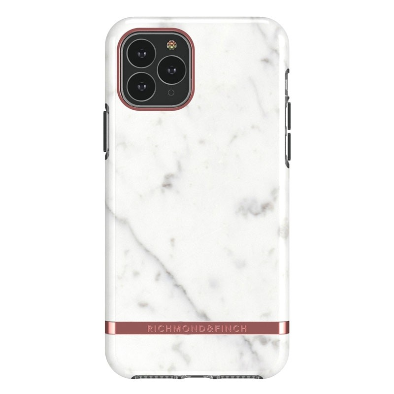 Richmond & Finch Freedom Series iPhone 11 Pro White Marble - 1