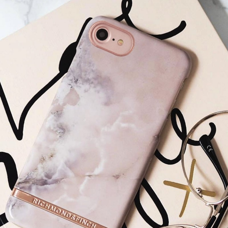 Richmond & Finch Freedom Series iPhone 8/7/6S/6 Black Marble - 4