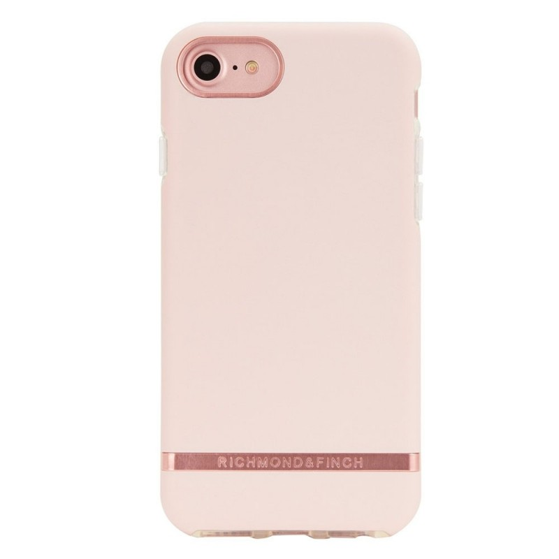 Richmond & Finch Freedom Series iPhone SE (2020)/8/7/6S/6 Pink Rose - 1