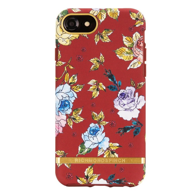 Richmond & Finch Freedom Series iPhone 8/7/6S/6 Red Floral - 1