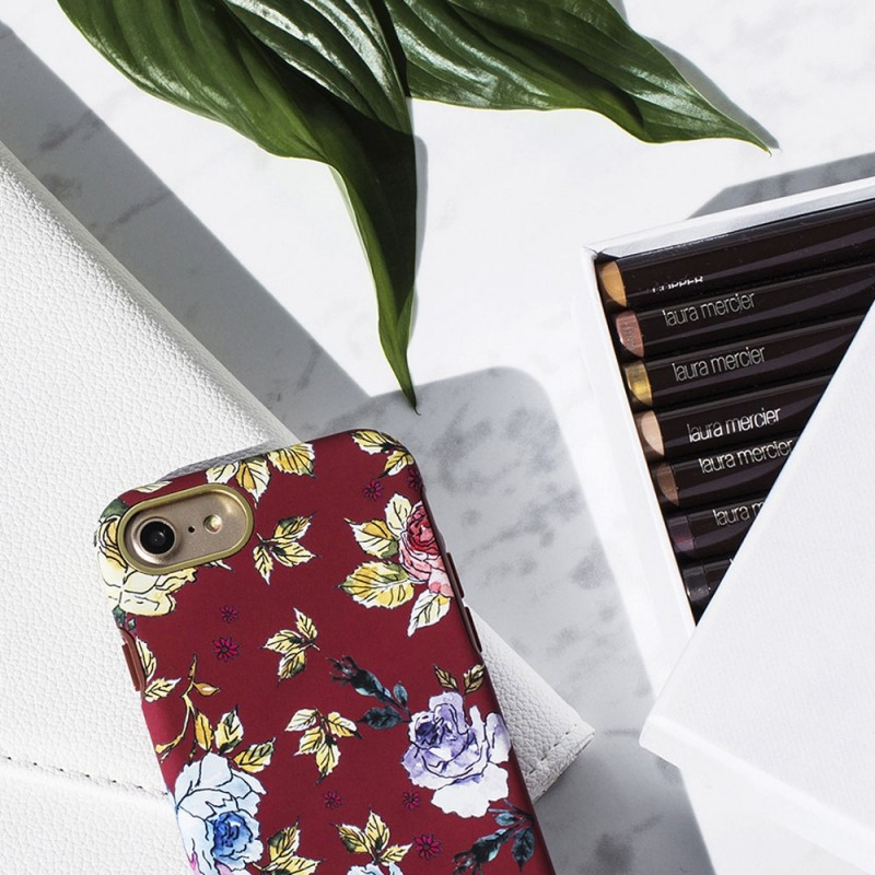 Richmond & Finch Freedom Series iPhone 8/7/6S/6 Red Floral - 4