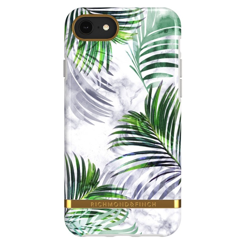 Richmond & Finch iPhone 8/7/6S/6 White Marble Tropics - 1