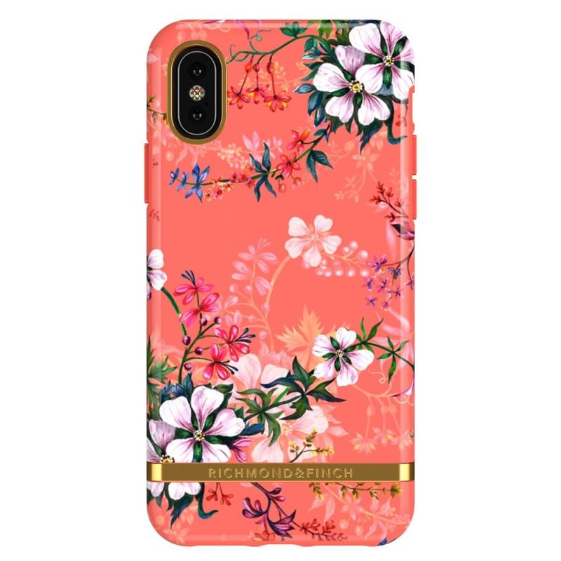 Richmond & Finch iPhone X/XS Coral Dreams - 1